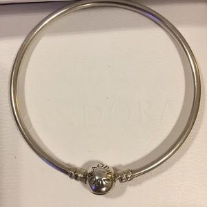 Pandora Jewelry - Pandora charm bracelet/bangle.